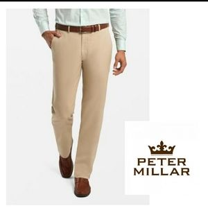 Peter Millar Chino/Khakis Pants distressed tan